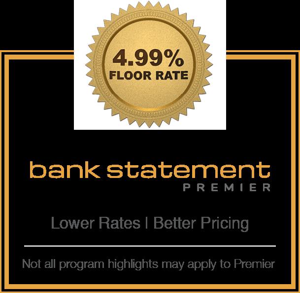 Bank Statement Sticker