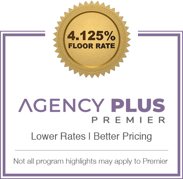 Non-QM Agency Plus Program Sticker