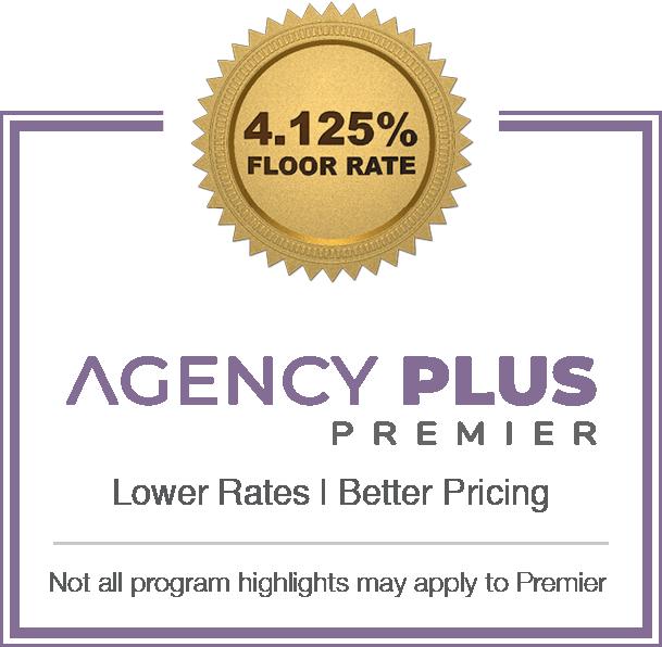 Non-QM Agency Plus Program Sticker